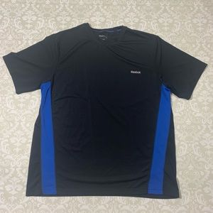 Reebok men's dry fit shirt size large